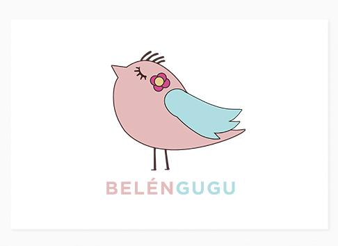 logo Belén Gugu