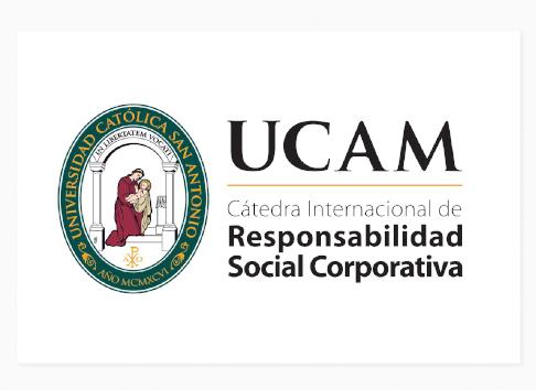 logo UCAM Responsabilidad Social Corporativa