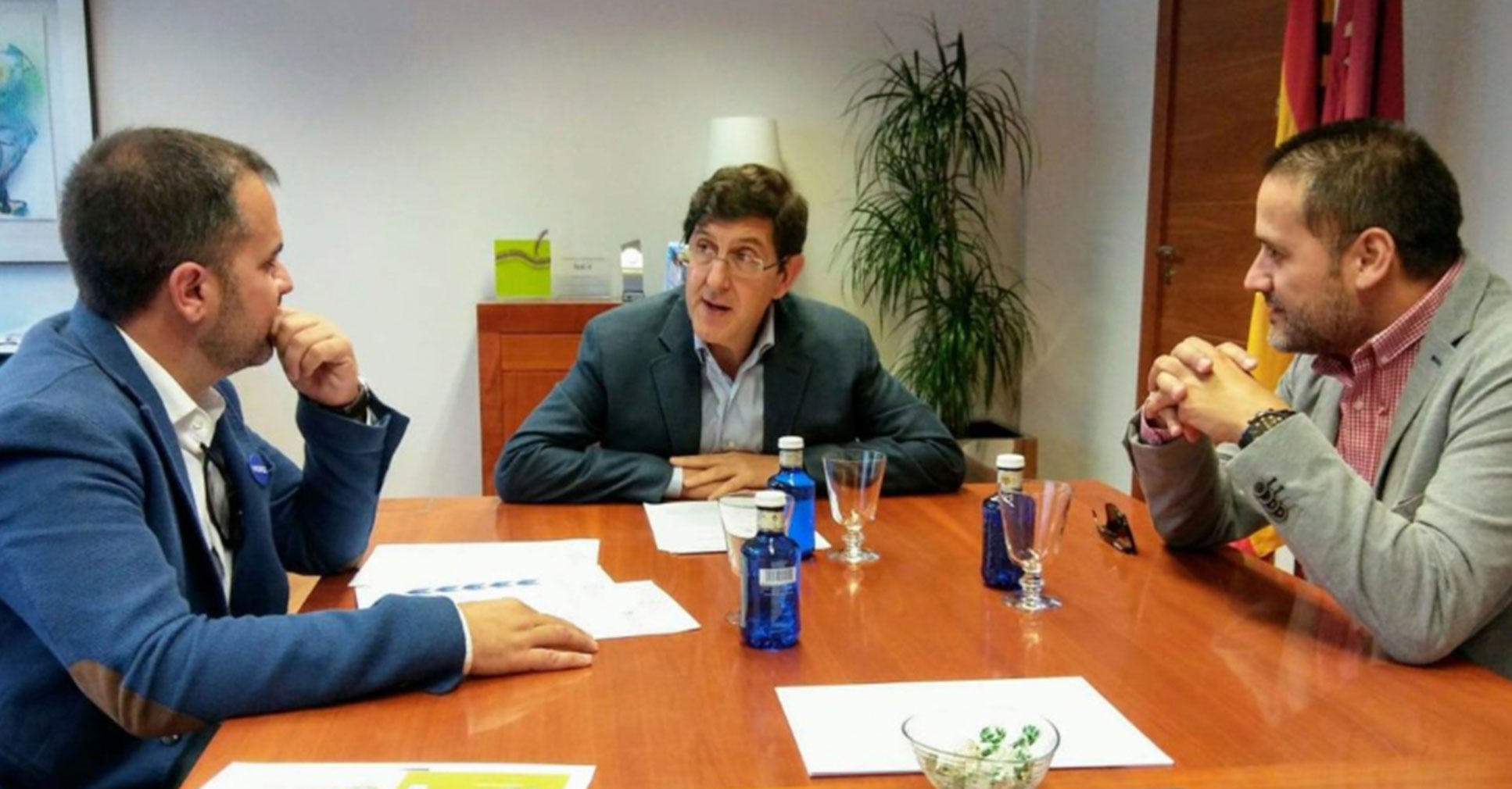 Noticia: Consejero de Salud de la Región de Murcia